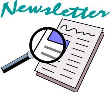 Newsletter 27 March 2014