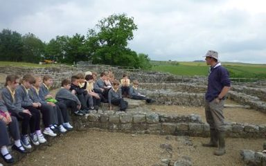 Yr 4 Have a Roman Experience