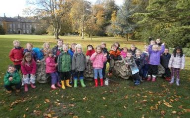 Year 1 visit Wallington Hall
