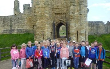 Y3 Warkworth Fun
