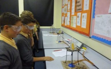 A Fabulous Day of Science in Year 6