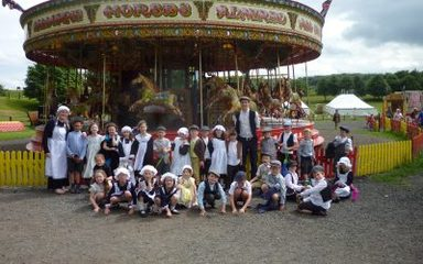 Year 2 at Beamish. What a wonderful day!