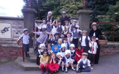 Beamish Fun for Year One