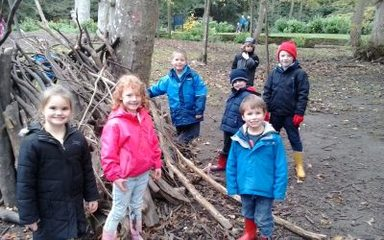 Year One's Visit to Wallington