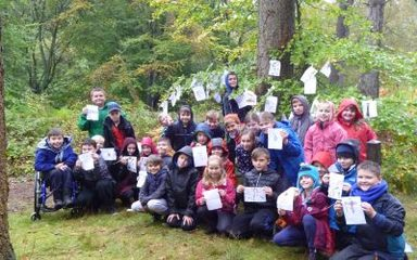 Year 6 at Thornley Woods