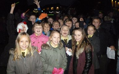 Whickham Light Up