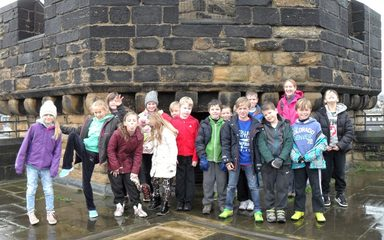Y5 never knew Newcastle had so much history!