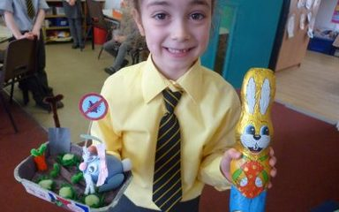 Easter Egg Fun in Year 2!