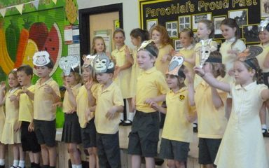 Year One's Class Assembly Success!
