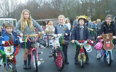 'Bling Your Bike' fun!