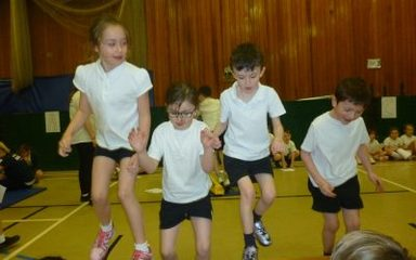 Y3 Fitness Fun