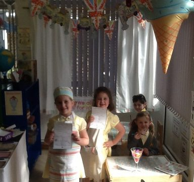 Welcome to our Ice Cream Parlour!