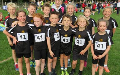 Cross Country Competition