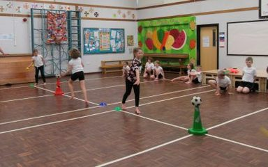 Y3 multiskill with Billy!