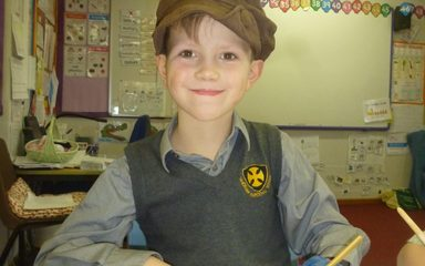 year 2 travel back to the 1950s