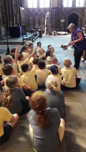 History Workshop for Year 1