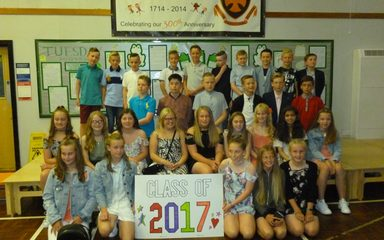Goodbye and Good Luck Year 6!